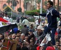 حمله مخالفان مرسی به کاخ ریاست جمهوری!