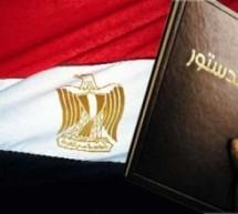 خودداری دستگاه قضایی مصر از نظارت بر همه پرسی قانون اساسی!