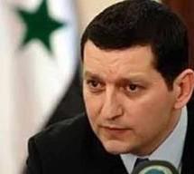 استفاده از سلاح شیمیایی دلیل جدایی المقدسی از دولت اسد!