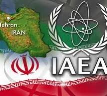 پایان مذاکرات هسته ای در تهران