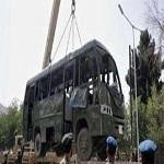 انفجار درغرب کابل
