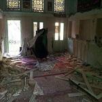 تخریب پنهانی حسینیه خلیلیان در بابل