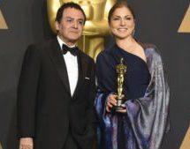 اعطای جایزه اسکار به فیلم فروشنده اصغر فرهادی