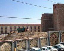 ممنوعیت ورود زنان باستان شناس به محل کاوشهای اضطراری ارگ علیشاه