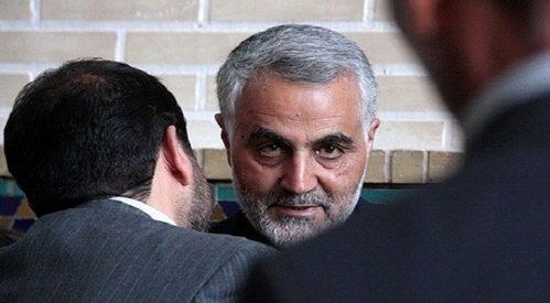قاسم سلیمانی، شوالیه ای با مدالهای خونین