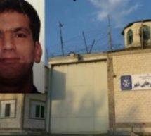 گزارشی ازوضعیت رسول حردانی زندانی امنیتی در بیستمین روزاز اعتصاب غذا