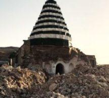 تخریب بنای دوره سلجوقی در کهگیلویه و بویراحمد به دست هیئت امناء یک امام زاده