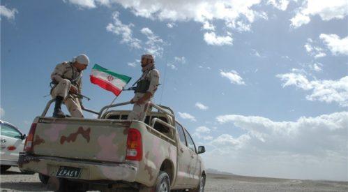 درگیری سپاه و نیروی انتظامی با گروهی مسلح در قصرقند