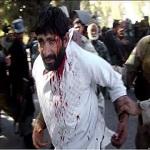 افزایش کشته وزخمی در حملات انتحاری در افغانستان
