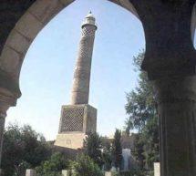 داعش مسجد جامع موصل را منفجر کرد