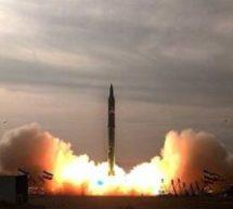 عملیات موشکی سپاه پاسداران در خاک سوریه به دستور رهبر انجام شده است