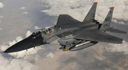 فروش ۱۲ میلیارد دلار جنگنده از آمریکا به قطر