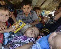 تاکید یونیسف برای کمک فوری به پنج میلیون کودک عراقی