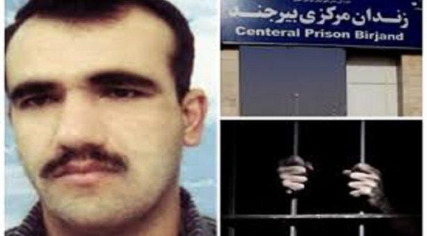 ممانعت از اعزام محمدامین عبداللهی به بیمارستان ازسوی مسئولین زندان بیرجند