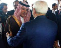 دیدار دوستانه وزیران خارجه ایران و عربستان در ترکیه