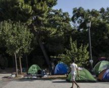 اخراج پناهجویان از کشورهای اروپایی به یونان