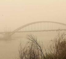 گرد و غبار در اهواز بیش از ۸ برابر حد مجاز است
