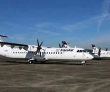 تحویل دو فروند هواپیمای «ایتیآر» دیگر به ایران