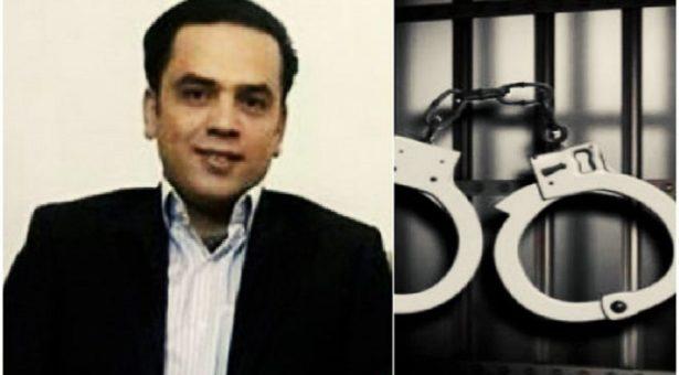بازداشت مجدد فرهاد سلمانپور ظهیر توسط نیروهای امنیتی