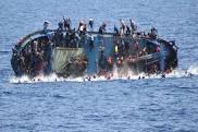 از هر ۳۹ پناهجو  یک نفر در مسیر مدیترانه غرق شدند