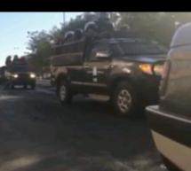 ورود یگانهای گارد ویژه به همراه جو شدید امنیتی در بانه