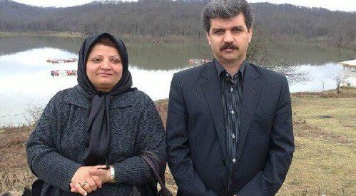 درخواست همسر رضا شهابی از رانندگان و کارگران شرکت واحد برای برپایی تجمع اعتراضی