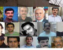 آخرین گزارش از وضعیت زندانیان اعتصابی  زندان رجایی شهر