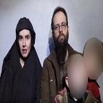 ازادی یک کانادایی با همسر و ۳ کودکش  از اسارت طالبان درپاکستان
