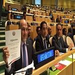 افغانستان عضویت شورای حقوق بشر ملل متحد شد