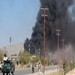 حمله انتحاری ودرگیری با پلیس در جنوب افغانستان