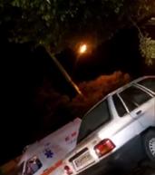 شلیک ماموران نیروی انتظامی به مردم در شیراز