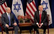 استقبال اسرائیل و چند کشور عربی از سیاست راهبردی آمریکا علیه ایران