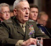 وزیر دفاع آمریکا خواستار خویشتن داری نیروهای عراقی و کرد شد