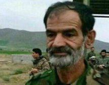 کشته شدن یک فرمانده دیگرسپاه پاسداران درجنگ سوریه