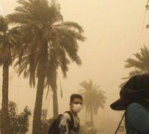 تعطیلی مدارس، آموزشگاهها و دانشگاهها دراستان خوزستان به علت گردوغبارشدید