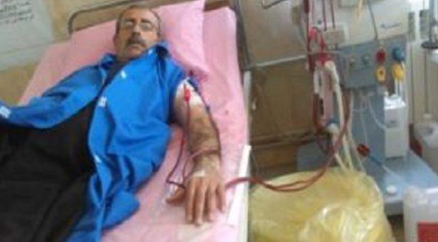 هشدار پزشکان نسبت به شرایط جسمانی محمود صالحی