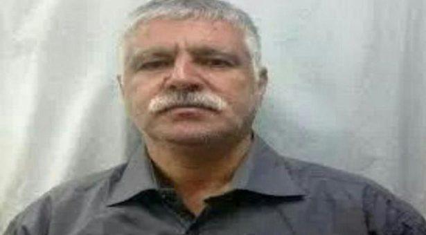 ضرب و شتم محمد نظرى توسط افسر نگهبان زندان اروميه