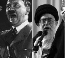 رهبرجمهوری اسلامی هیتلر جدید خاورمیانه