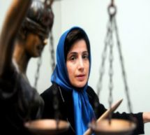 احضار نسرین ستوده بدون اتهام مشخص به دادسرای زندان اوین