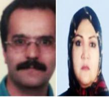 آخرین گزارش از وضعیت زوج زندانی حسن صادقی وفاطمه مثنی در زندان