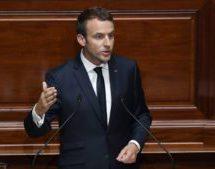 درخواست انحلال حشدالشعبی در عراق ازسوی رئیس جمهوری فرانسه