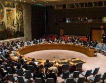 واکنش شورای امنیت سازمان ملل از تصمیم دولت آمریکا در مورد اورشلیم