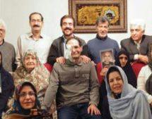 جایزه سالانه کانون مدافعان حقوق بشر به علیرضا رجایی تعلق گرفت