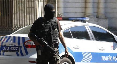 هفده تن در ارتباط با رضا ضراب توسط پلیس ترکیه دستگیر شدند