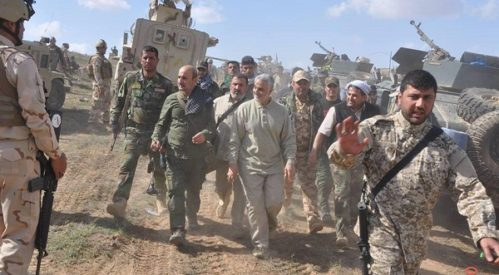 """""""۸۰ درصد نیروهای بشار اسد را گروههای تحت حمایت جمهوری اسلامی تشکیل میدهند"""""""