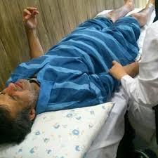 آخرین گزارش از وضعیت زندانی سیاسی رضا سمیعی منفرد