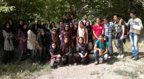 تاکید دانشگاه آزاد اسلامی با برگزاری اردوهای مختلط دانشجویان