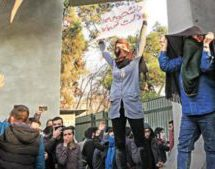 """""""درتظاهرات اخیر ایران حدود ۳۷۰۰ تن بازداشت شده اند"""""""