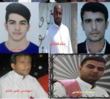 بازداشت ۱۰۰۰ تن از تظاهركنندگان در اهواز و شهرهای حومه