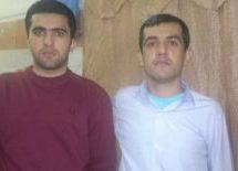 قرار اعدام دو زندانی سیاسی در روز ۲۳ دی ماه